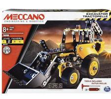 NEW Meccano Engineering & Robotics Set 18208 Excavator BNIB Toys STEM Learning