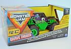 Spin Master Monster Jam R/C Grave Digger Full Function Remote Control Car NEW
