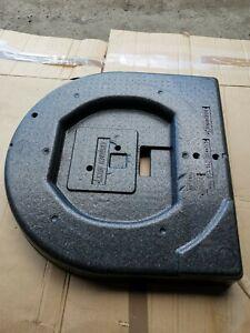 09-15 Peugeot 3008 Spare Wheel Boot Floor Storage Foam Surround Trim