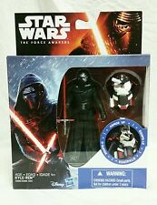 """Star Wars The Force Awakens 2015 Snow Mission KYLO REN 3 3/4"""" Action Figure"""