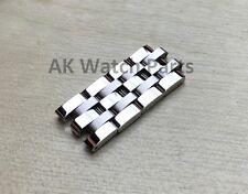 Top FIXED links Fit Tissot PRC200 T17 T461 T014430A T014410A 19mm strap/bracelet