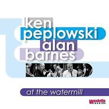 Ken Peplowski And Alan Barnes - At The Watermill (NEW CD)