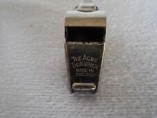 Vintage Acme thunderer whistle England
