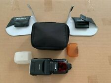 Nikon Sb-910 Speedlight Flash, Soft Case, Extras, Accessories