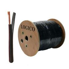 Low Voltage 14/2 Outdoor Landscape Lighting Wire Db Uv Rated Cable 500Ft