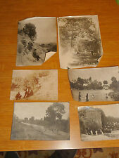 lot ancienne photo annee 20  peyne  pezenas n°2