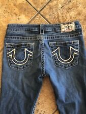 True Religion Straight Jeans Size 27