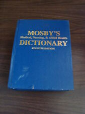 Medical, Nursing and Allied Health Dictionary : United Kingdom Version by Mos...