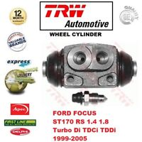 FOR FORD FOCUS ST170 RS 1.4 1.8 Turbo Di TDCi TDDi 1999-2005 REAR WHEEL CYLINDER