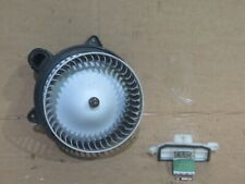 FORD TRANSIT CUSTOM BOX 2013-2019 HEATER BLOWER MOTOR FAN & RESISTOR