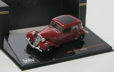 CITROEN traction 7a (1934) rouge/IXO 1:43