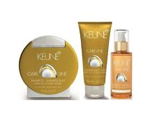 Keune Care Line Gift Set of 3 Products Stain Oil Shampoo + Conditioner  + Oil