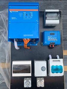 Victron Off Grid power system 8000VA 48V High Quality Build,