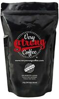 Very Strong Coffee 250g -Ground Beans -100% ROBUSTA Coffee - #UKstrongestcoffee