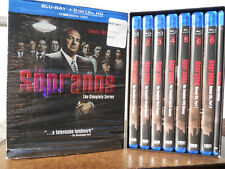 The Sopranos The Complete Series Blu-ray Box Set Open Like New *NO DIGITAL CODE*
