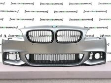 BMW SERIE 5 M Sport F10 F11 LCI Lifting Viso PARAURTI ANTERIORE ORIGINALE [B59]