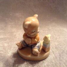 Chelsea Glen Porcelain Little Bear with a Little Bird