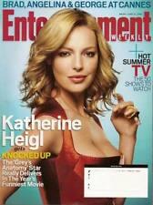 Katherine Heigl Entertainment Weekly Jun 2007 Ziggy Bob Marley Kevin Costner