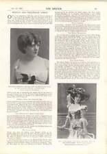 1901 Madge Girdlestone Fanny Dango Sir Walter Parrat Jane May