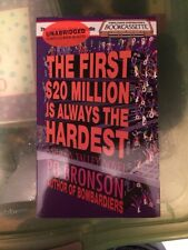 The First $20 Million is Always the Hardest by Po Bronson (1997, Cassette,...