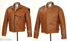 Custom Tailor Made All Sizes Genuine Leather Jacket ROCKETEER 7th YEAR EBAY SELL
