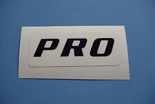 PRO STICKER NEW  PRO DECAL FOR STIHL CHAINSAW 026 MS260 036 MS360