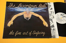 THE BOOMTOWN RATS LP FINE ART OF SURFACING ORIG UK 1979