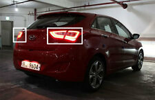 For 2011+ HYUNDAI i30 Elantra Touring OEM LED Tail Light Rear Assy Full Kits