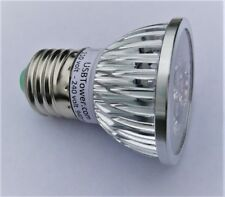 3LEDX3W 940nm IR Infrared light Bulb E27 covert illuminator invisible no glow