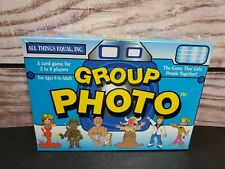 NEW GROUP PHOTO Card Game (25 Funny Characters) 1999 by All Things Equal