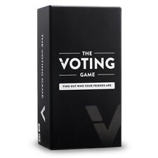 The Voting Game - Adult Party About Your Friends Updated