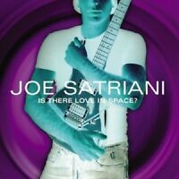 "JOE SATRIANI ""IS THERE LOVE IN SPACE"" CD NEUWARE!!!!!!!"