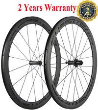 Superteam Carbon Wheelset 50mm Road Bike Wheels R7 Hub Bicycle Carbon Wheel 700C