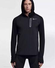 Nike Therma Sphere Element Hybrid Half-Zip Running Men's Sz Small S 859222 010
