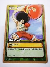 One Piece From TV animation bandai carddass carte card Made in Korea TD-W12