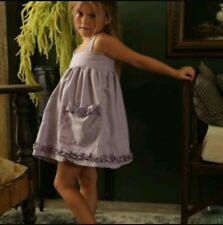 Blu Pony Vintage light purple Jumper dress Sz 8 7 6 NWT Shirt Top Boutique