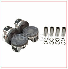 PISTON & RING SET TOYOTA 2ZR-FE FOR COROLLA ALLION MATRIX & PREMIO 1.8 LTR 08-14
