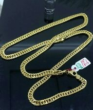 GoldNMore: 18K Gold Necklace Chain 24 inches 16.6G
