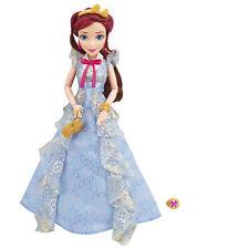 DISNEY discendenti INCORONAZIONE Jane auradon Prep doll