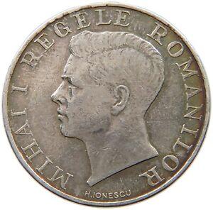 ROMANIA 250 LEI 1941 #t90 435