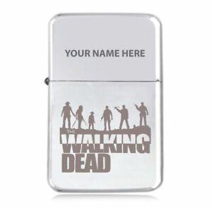 Personalised Lighter Walking Dead Design
