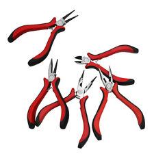 Mini Runde Nadelzange Schmuck Machen Handwerkzeug Diy Perlen Schmuck Werkzeug 5 Zoll Handwerkzeuge Werkzeuge
