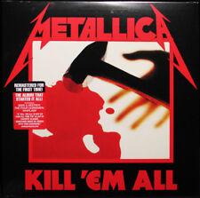 Metallica - Kill Em All [Latest Pressing] LP Vinyl Record Album SEALED