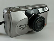Olympus SuperZoom 800 S 35mm Point & Shoot Compact Film Camera