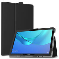 """Infiland Smart Folio Tablet Case Cover for Huawei MediaPad M5 10.8"""" Android"""