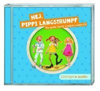 ASTRID LINDGREN - HEJ,PIPPI LANGSTRUMPF (AKTION)  CD NEU