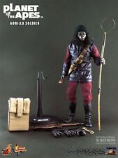 Figurine Hot Toys Planet Of The Apes  Gorilla Soldier