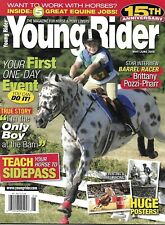Young Rider Magazine Barrel Racer Teach Sidepass True Story First One Day Event