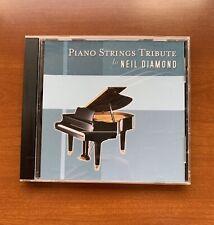 Piano Strings Tribute to Neil Diamond (2004, CD, Tribute Sounds)
