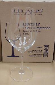 LUCARIS L1S02CB7 16OZ WINE GLASS CASE OF 6